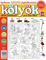 KEDVENC KÖLYÖK FOGLALKOZTATÓ 31. - Ekönyv - CSOSCH BT.