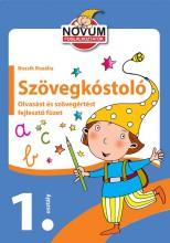 SZÖVGKÓSTOLÓ - 1. OSZTÁLY - Ebook - BOZSIK ROZÁLIA