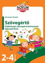 SZÖVEGÉRTŐ 2-4. OSZTÁLY - Ebook - MANXHUKA AFRODITA