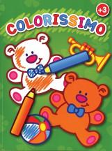 COLORISSIMO 3+ - Ekönyv - .