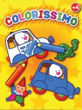COLORISSIMO 4+ - Ekönyv - .