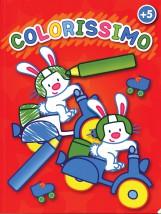 COLORISSIMO 5+ - Ekönyv - .