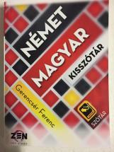 MAGYAR-NÉMET, NÉMET-MAGYAR KISSZÓTÁR - Ekönyv - GERENCSÉR FERENC