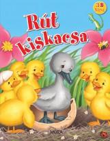 A RÚT KISKACSA – 3D MESEKÖNYV - Ekönyv - .
