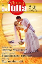 Arany Júlia 41. kötet - Ekönyv - Kimberly Lang, Jennifer Hayward, Lucy King
