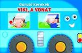 GURULÓ KEREKEK - VIKI A VONAT - Ekönyv - YOYO BOOKS
