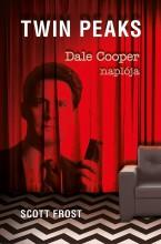 TWIN PEAKS - DALE COOPER NAPLÓJA - Ekönyv - FROST, SCOTT