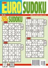EURO SUDOKU 2017/4 - Ekönyv - CSOSCH BT.