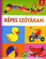 KÉPES SZÓTÁRAM - 2 ÉVES KORTÓL - Ekönyv - ALEXANDRA KIADÓ