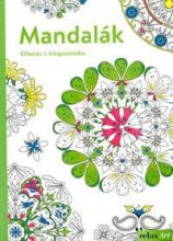 MANDALÁK - KIFESTÉS & KIKAPCSOLÓDÁS - Ekönyv - ALEXANDRA KIADÓ