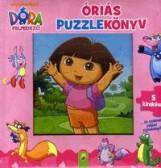 DÓRA A FELFEDEZŐ - ÓRIÁS PUZZLEKÖNYV - Ekönyv - ALEXANDRA KIADÓ