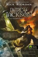 PERCY JACKSON ÉS AZ OLIMPOSZIAK V. - FŰZÖTT - Ekönyv - RIORDAN, RICK