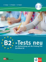 B2-TESTS NEU - CD-VEL! (ZERTIFIKAT B2) - Ekönyv - CSÖRGŐ ZOLTÁN, MALYÁTA ESZTER, TAMÁSI AN