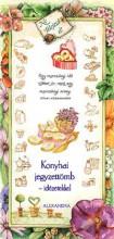 KONYHAI JEGYZETTÖMB - IDÉZETEKKEL (RÓZSASZÍN) - Ekönyv - ALEXANDRA KIADÓ