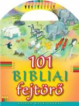 101 BIBLIAI FEJTÖRŐ - SZÍNES MATRICÁKKAL - Ekönyv - KÁLVIN KIADÓ