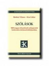 SZÓLÁSOK - 5000 MAGYAR ÁLLANDÓSULT SZÓKAPCSOLAT BETŰRENDES ... - - Ekönyv - BÁRDOSI VILMOS-KISS GÁBOR