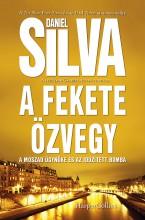 A fekete özvegy - Ekönyv - Daniel  Silva