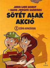 SÖTÉT ALAK AKCIÓ - Ekönyv - HORST, JORN LIER