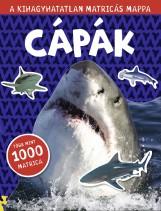 CÁPÁK - A KIHAGYHATATLAN MATRICÁS MAPPA - TÖBB, MINT 1000 MATRICA - Ekönyv - MÓRA KÖNYVKIADÓ