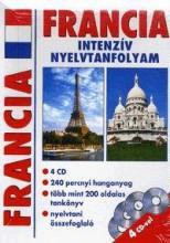 FRANCIA INTENZÍV NYELVTANFOLYAM (4 CD) - Ekönyv - ALEXANDRA KIADÓ