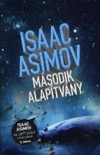 MÁSODIK ALAPÍTVÁNY - Ekönyv - ASIMOV, ISAAC
