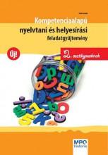 KOMPETENCIA ALAPÚ NYELVTANI ÉS HELYESÍRÁSI FELADATGYŰJTEMÉNY - 2. OSZT. - Ekönyv - SÜTŐ KATALIN