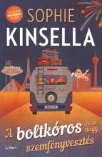 A boltkóros és a nagy szemfényvesztés - Ekönyv - Sophie Kinsella