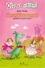 HERCEGKISASSZONYOK - OLVASS VELEM! - Ekönyv - TAUBE, ANNA