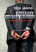 JUSTITIA NOKIÁS DOBOZA - Ekönyv - DÉSI JÁNOS