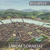 ZÁROM SORAIDAT - BUDAPEST PLUSZ SOROZAT - Ekönyv - JOLSVAI ANDRÁS