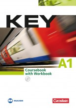 KEY A1 COURSEBOOK WITH WORKBOOK + CD - Ekönyv - MAXIM KÖNYVKIADÓ KFT. 2
