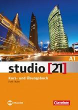 STUDIO (21) A1 KURS- UND ÜBUNGSBUCH + DVD - Ekönyv - MAXIM KÖNYVKIADÓ KFT. 2