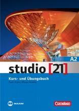 STUDIO (21) A2 KURS- UND ÜBUNGSBUCH + DVD - Ekönyv - MAXIM KÖNYVKIADÓ KFT. 2
