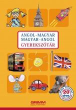 ANGOL-MAGYAR, MAGYAR-ANGOL GYEREKSZÓTÁR (4. JAVÍTOTT, AKTUALIZÁLT KIAD.) - Ekönyv - HESSKY REGINA, IKER BERTALAN, MOZSÁRNÉ M