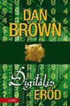 DIGITÁLIS ERŐD (ÚJ BORÍTÓVAL) - Ebook - BROWN, DAN