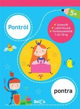 PONTRÓL PONTRA - 5+ - Ekönyv - BALLON