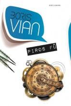 PIROS FŰ - Ekönyv - VIAN, BORIS