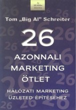 26 AZONNALI MARKETING ÖTLET - Ekönyv - SCHREITER, TOM