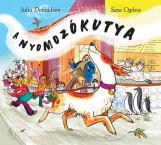 A NYOMOZÓKUTYA - Ekönyv - DONALDSON, JULIA
