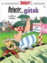 ASTERIX ÉS A GÓTOK - ASTERIX 3. (ÚJ BORÍTÓ) - Ekönyv - GOSCINNY - MORRIS