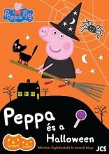 PEPPA MALAC - PEPPA ÉS A HALLOWEEN (MATRICÁS FOGL. ÉS SZÍNEZŐ) - Ekönyv - JCS MÉDIA KFT