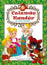 CSIZMÁS KANDÚR ÉS MÁS MESÉK - Ekönyv - BÍRÓ IMRE