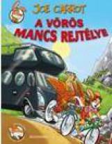 A VÖRÖS MANCS REJTÉLYE - Ekönyv - CARROT, JOE