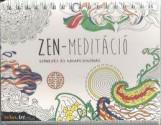 ZEN MEDITÁCIÓ - SZÍNEZÉS ÉS KIKAPCSOLÓDÁS - Ekönyv - TANNAZ, AFSCHAR