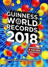 GUINNESS WORLD RECORDS 2018 - Ekönyv - GABO KIADÓ