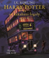HARRY POTTER ÉS AZ AZKABANI FOGOLY - ILLUSZTRÁLT KIADÁS - Ekönyv - ROWLING, J.K.