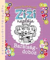 EGY ZIZI NAPLÓJA - BARÁTSÁGDOBOZ - Ekönyv - RUSSELL, RACHEL RENÉE