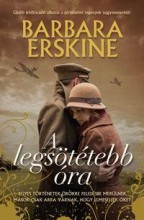 A LEGSÖTÉTEBB ÓRA - Ekönyv - ERSKINE, BARBARA