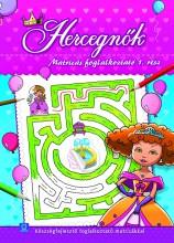 HERCEGNŐK - MATRICÁS FOGLALKOZTATÓ 1. RÉSZ - Ekönyv - AKSJOMAT KIADÓ KFT.