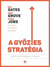 A GYŐZTES STRATÉGIA - Ekönyv - YOFFIE, DAVID B. - CUSUMANO, MICHAEL A.